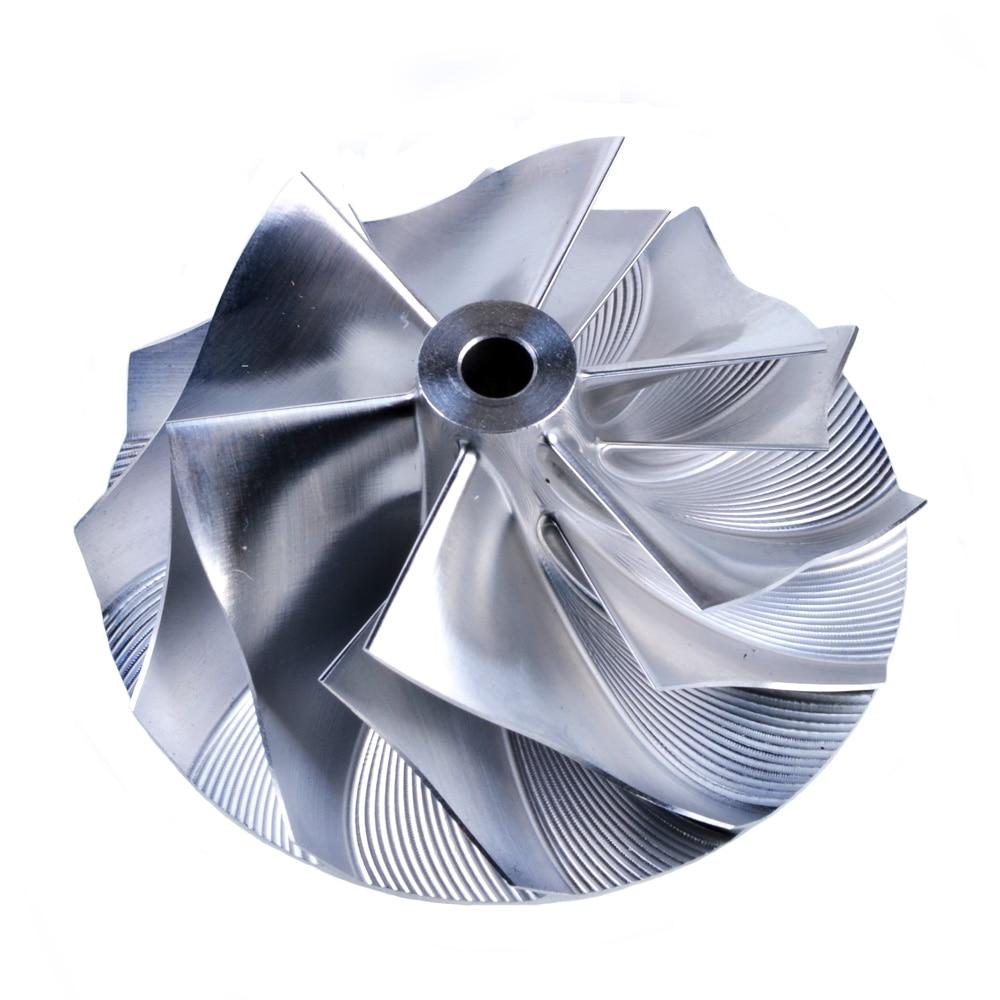 Kinugawa Turbo Billet Compressor Wheel 46.02/58mm 6+6 for VOLVO S70 / for SUBAR Liberty GT TD04HL-19T