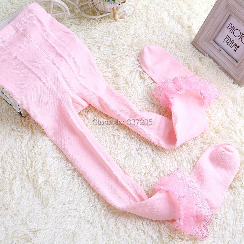 New cute girls lovely  leggings pants for baby child wormer cotton - Children's Clothing - Photo 6