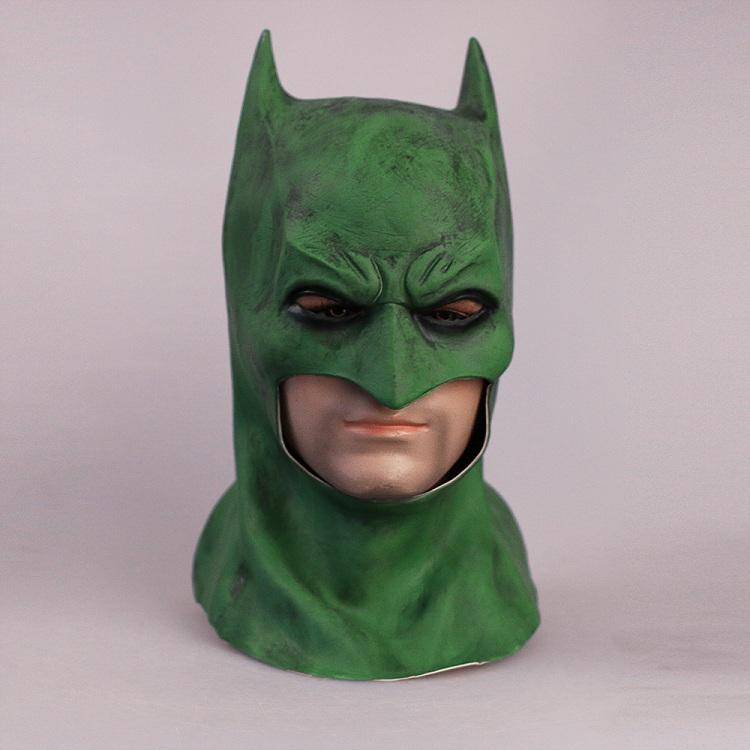 Suicide Squad Batman Masks Joker Green Mask Latex Batman Vs Superman Masks With Glasses Cosplay Batman Masks Halloween Party (4)