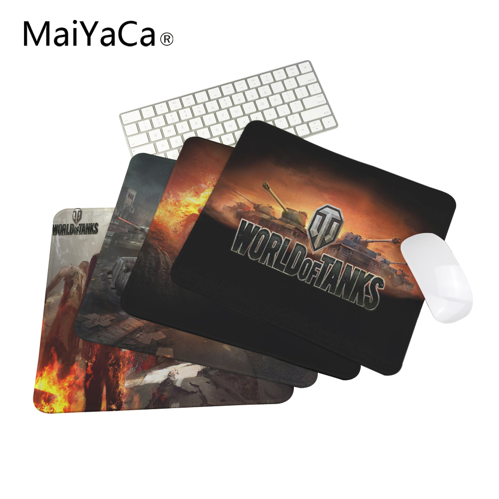 купить World of Tanks Mouse Pad Fire Logo Gamer Mousepad Notebook Computer Gaming Pad to Mouse WOT LOL CS DOTA2 Play Mats онлайн