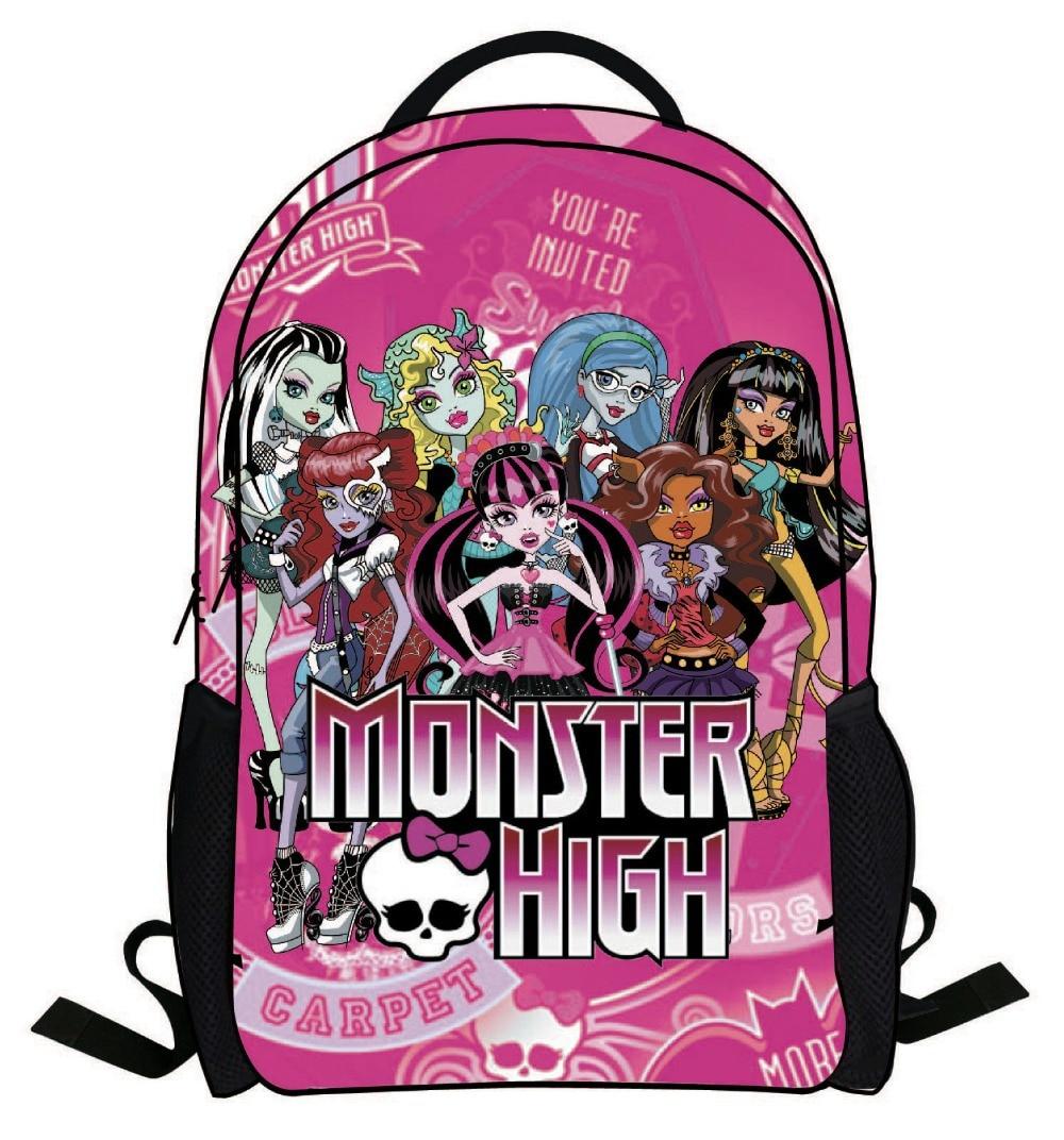 School bag for girl - Aliexpress Com Buy Retail Girl Backpacks New Baby Cartoon High School Bag Kids Backpack Girls Rucksack Children S Knapsack Primary Student Bags Hot From