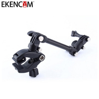 EKENCAM Adjustable Instrument Music Jam Mount For GoPro Hero 6 5 4 Camera Yi 4k H9