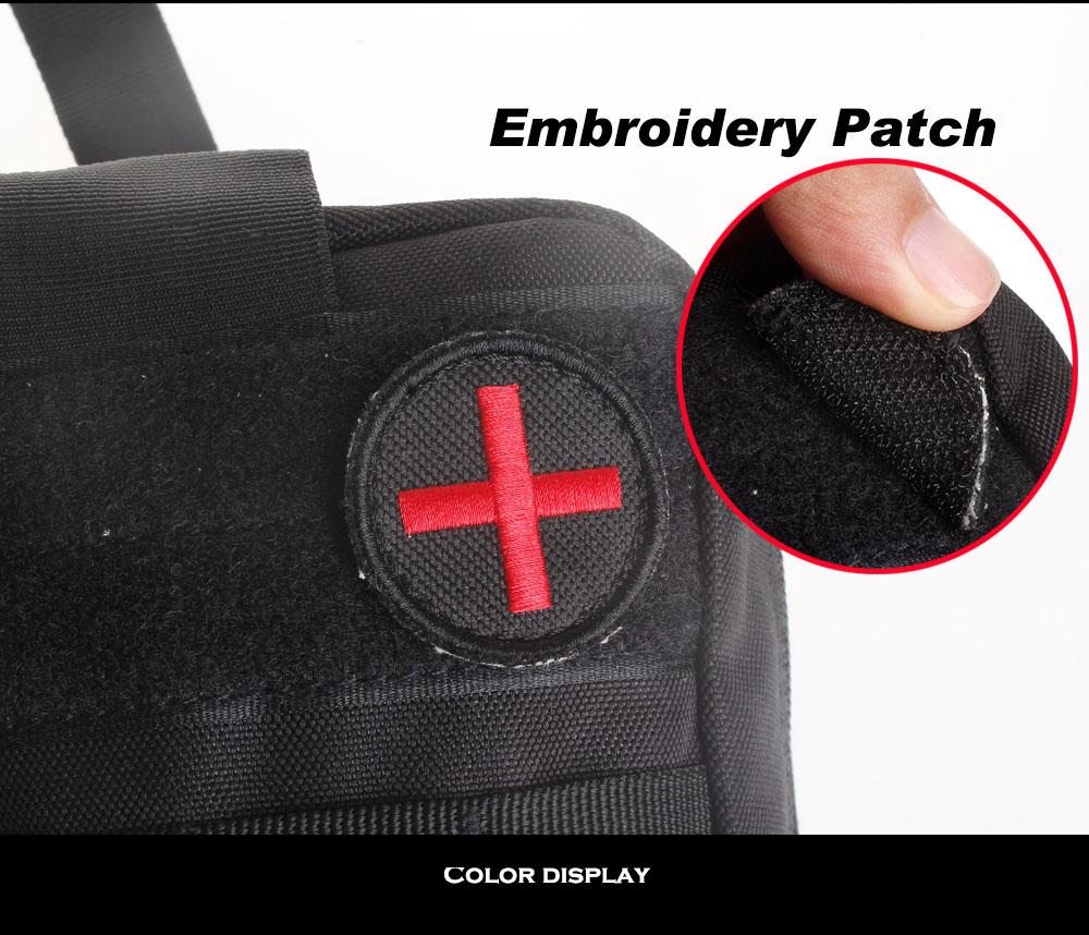 emergency bag 12