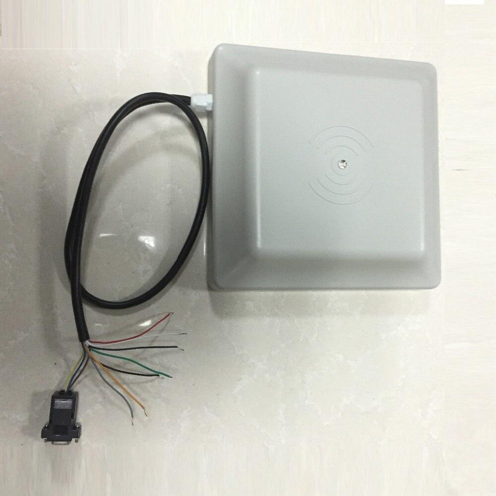 UHF RFID пассивного читателя для системы парковки с max6 M 860 ~ 960 мГц Long Range weigan смарт ридер SDK бесплатная