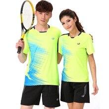 Deportivas Tenis Mesa Hombre шорты для бадминтона, одежда для поезда для мужчин/wo, мужские наборы для пинг-понга, спортивная рубашка для настольного тенниса, шорты, костюмы