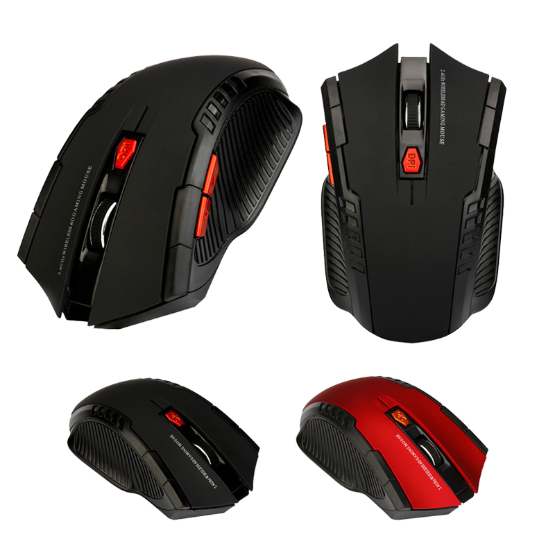 Smart Wireless Mouse For Pc Laptop USB Receiver Computer/pc Mouse Universal Optical Mice 2.4GHz
