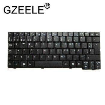 GZEELE-Teclado para Acer aspire one zg5, A110, A150, D150, D250, D210, ZA8,...