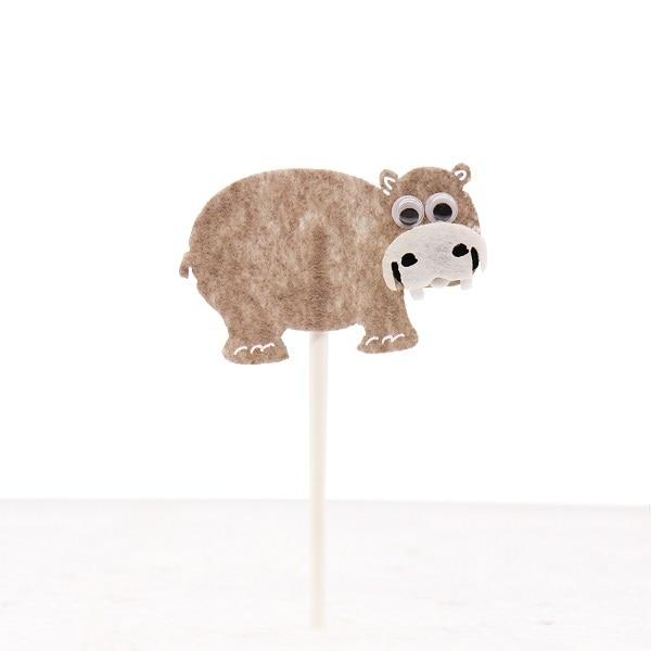 Hippo Monkey 1st birthday decorations 5c64f9ae5e4e1