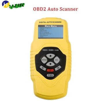 OBD2 Code Reader T85 Work with OBDII/EOBD/JOBD car and light trucks Auto Scanner Diagnostic-Tool