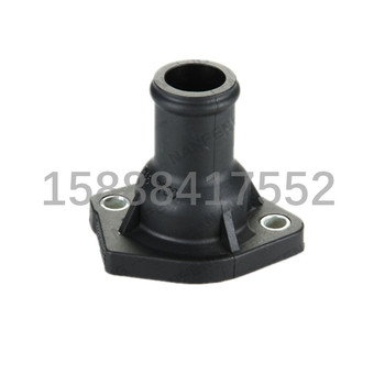 1pcs Auto cooling system thermostat housing  Coolant Water Outlet 026 121 145E  026 121 144A  026 121 144E  037 121 145