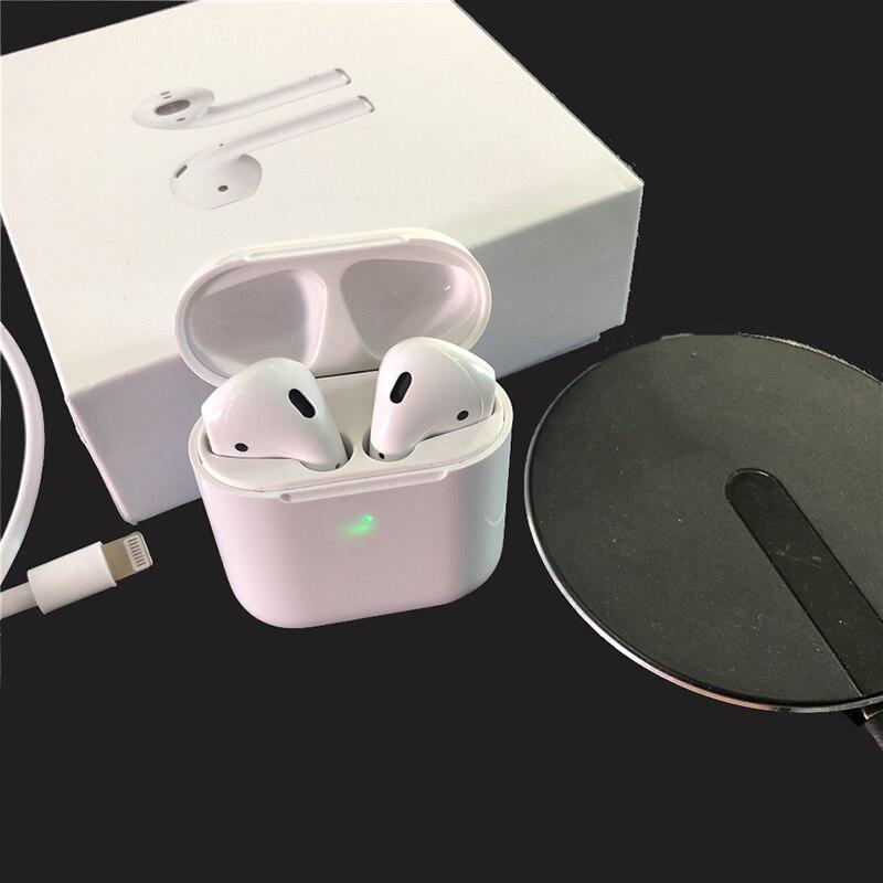 Écouteurs Bluetooth sans fil Pop-up i80 Tws Air 2 écouteurs tactiles 1:1 taille casque Pk i10 i12 i20 i30 i60 tws