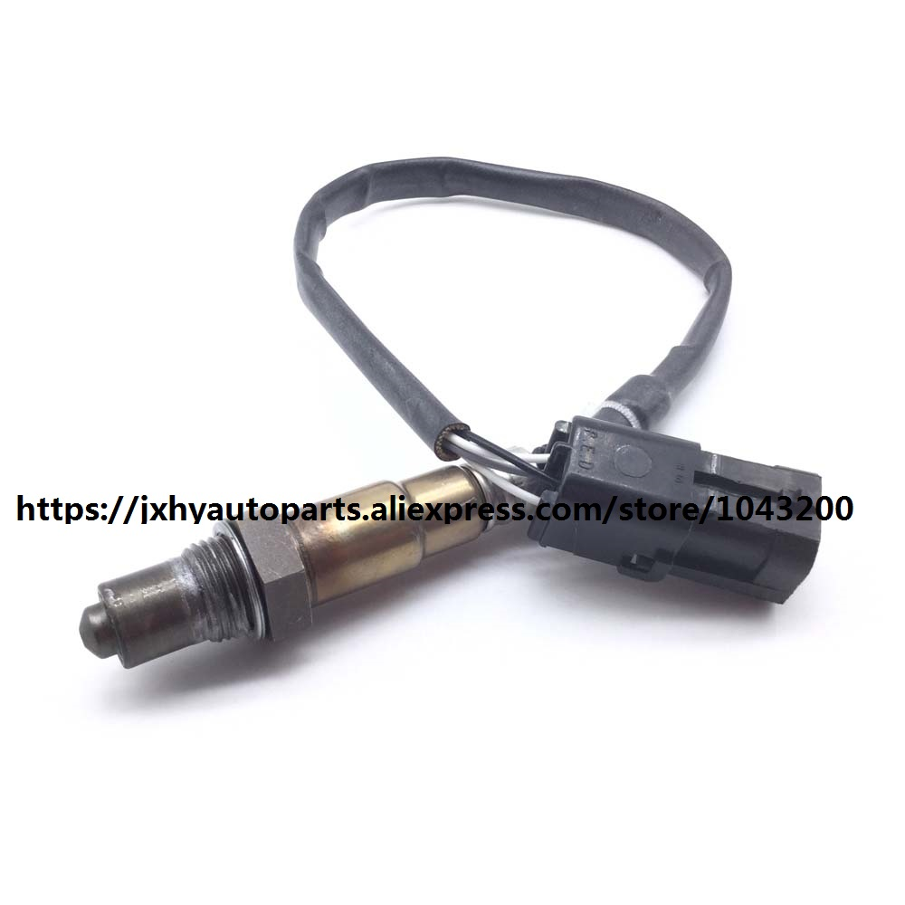 0258006537 New Lambda Probe Oxygen Sensor For Lada Niva Samara Kalina Priora UAZ Chevrolet Niva OE 111803850010 11180385001000 in Exhaust Gas Oxygen Sensor from Automobiles Motorcycles