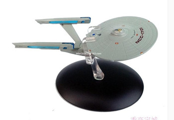 star trek Federation Starship Enterprise spaceship model MCC1701