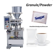 50g 100g cup volumetric filler measuring Automatic vertical Granule Packing Machine for washing powder