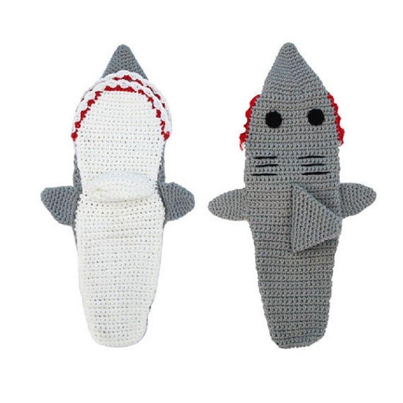 Excelente Crochet Patrón De Calcetín Libre De Tiburón Patrón - Ideas ...
