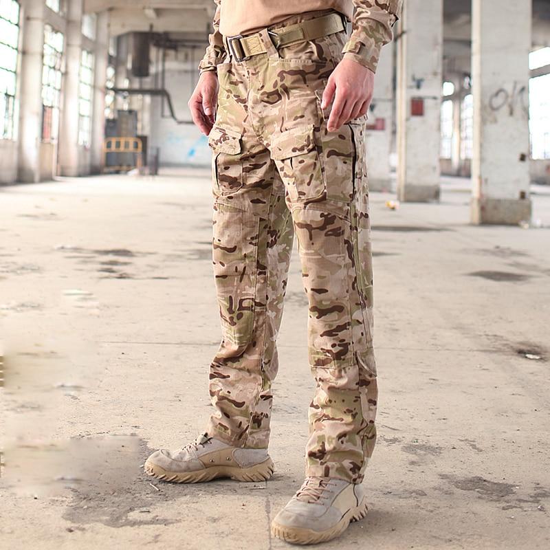 Trueguard 2016 Multicam TRU 1/4 Zip Combat Pants  Multicam Arid  65/35 Poly Cotton Ripstop Combat Pants MCA Frog Suit Pants
