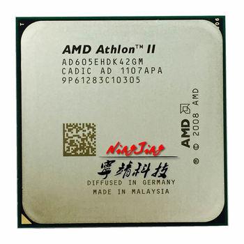 AMD Athlon II X4 605E 605 2,3 GHz quad-core CPU procesador AD605EHDK42GM/AD605EHDK42Gi hembra AM3