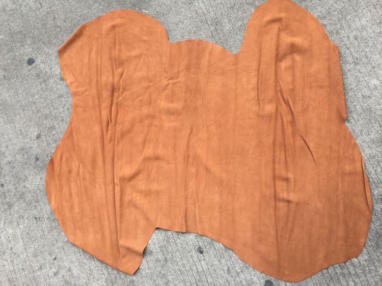 Upholstery Cowhides   suede   Genuine split cow Hide   leather   sale by whole piece