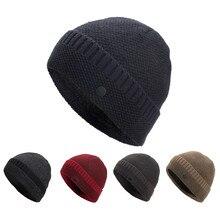 135291a1840 Women Men Warm Baggy Weave Crochet Winter Wool Knit Ski Beanie Skull Caps  Hat Vintage Autumn