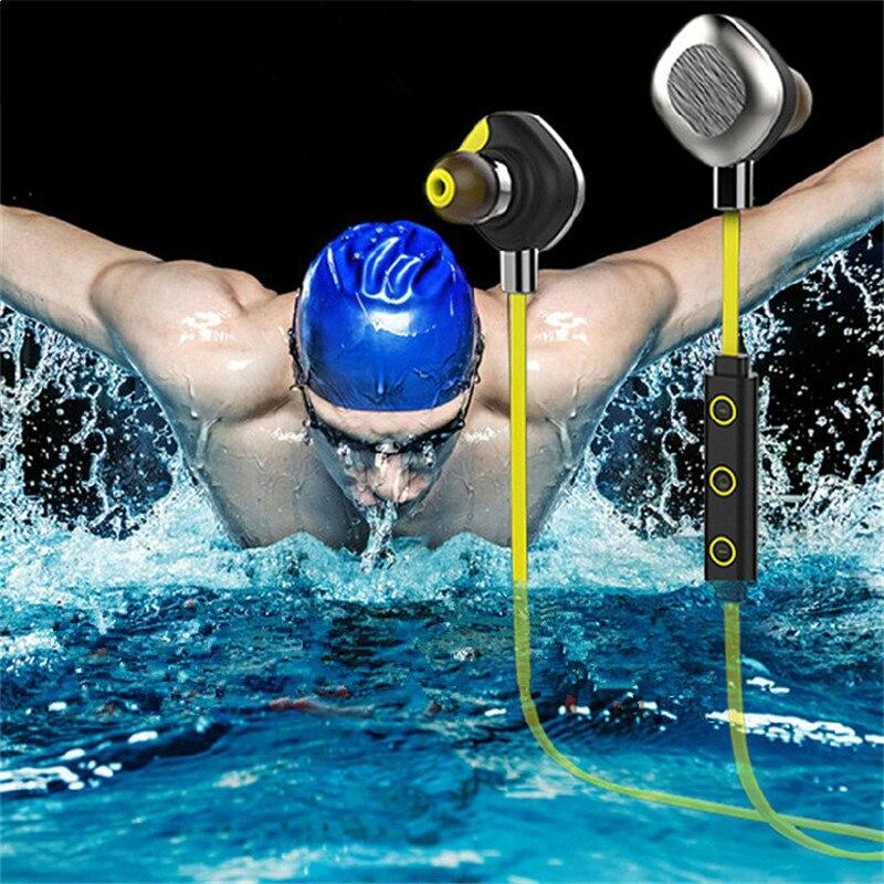29dad23bca9 Hot Mifo U5 Plus IPX7 Waterproof Bluetooth Earphone Magnetic Wireless  Earbuds NFC Earphone Running Sport Headset Stereo With Mic-in Earphones &  Headphones ...
