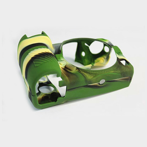Image 5 - Высококачественный мягкий силиконовый чехол Защитный чехол для корпуса защитная рамка для Nikon Z7 Z6 аксессуары для камеры с ручкой для очистки