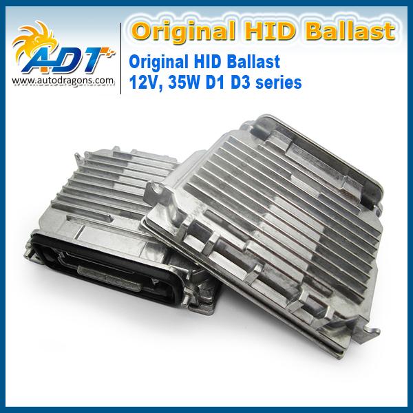 Lastre 12V35W HID Xenon D1S D1R D3S D3R HID Balastos de xenón Módulo de Control OEM 63117180050 Para BMW 1 Series 2007-2010