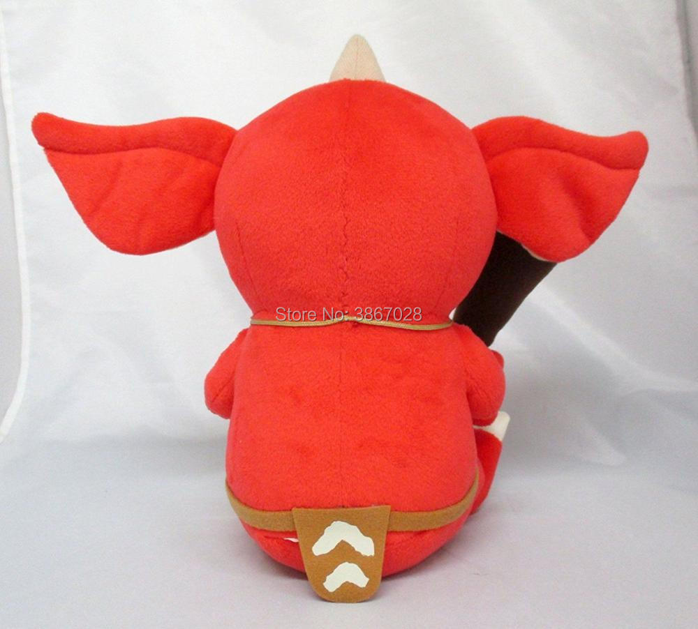 The Legend of Zelda Goblin Plush Toy Soft Stuffed Doll 30cm 1