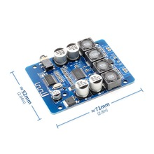 TPA3118 2x30W 8-26V DC Stereo audio Bluetooth Digital power Amplifier Board For amplifiers