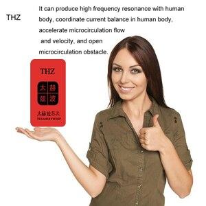 Image 1 - Terahertz chip quantum chip per accelerare il flusso e la velocità della microcircolazione, e aprire la microcircolazione ostacoli