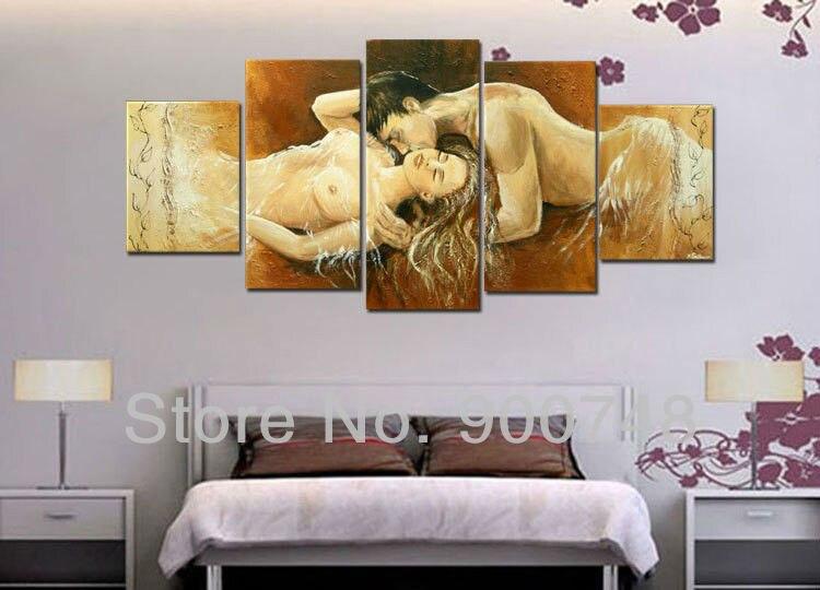 Картина в спальню для секса