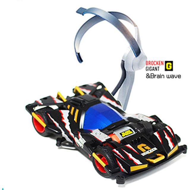 Brainwave control 4WD coche del rompecabezas de los niños juegos de ondas cerebrales