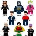 Белый Одной Продажи Marvel Дэдпул x-мужчина Мини Куклы Строительный Блок Модели Игрушки DIY Собрать Рисунок Дети Подарочные Игрушки