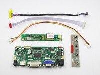 Latumab Nieuwe LCD LED Controller Driver Board Kit voor LTN154AT09 LED LVDS (HDMI + DVI + VGA) gratis verzending