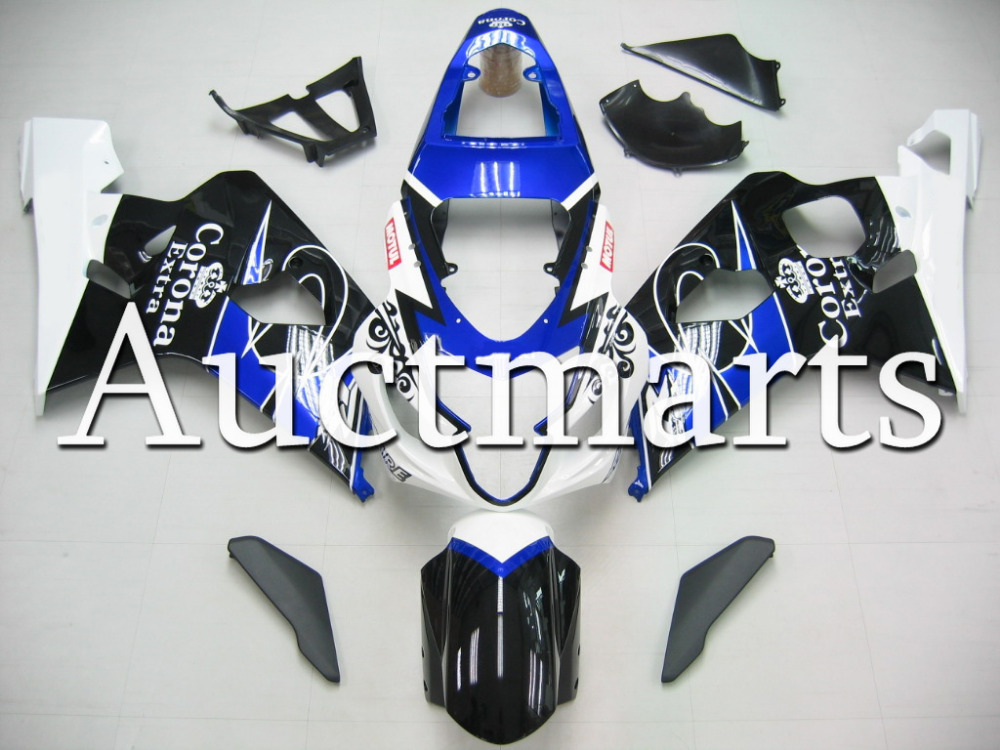 Fit for Suzuki GSX-R 750 2004 2005 high quality ABS Plastic motorcycle Fairing Kit Bodywork GSXR750 04 05 GSXR 750 GSX R750 C 23 high quality abs plastic for suzuki gsxr gsx r 600 750 gsxr600 gsxr750 2004 2005 k4 04 05 moto custom made motorcycle fairing