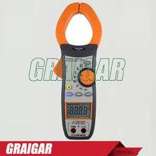 Buy online Tenmars TM-3011 AC Clamp Meter,3-3/4 digit LCD Backlit display reading 4000