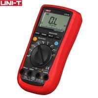 UNI T UT61B DMM Digital Multimeters 3999 Count Auto Range USB PC Software Auto Power Off Best Accuracy 1% 0.5s Fast Test