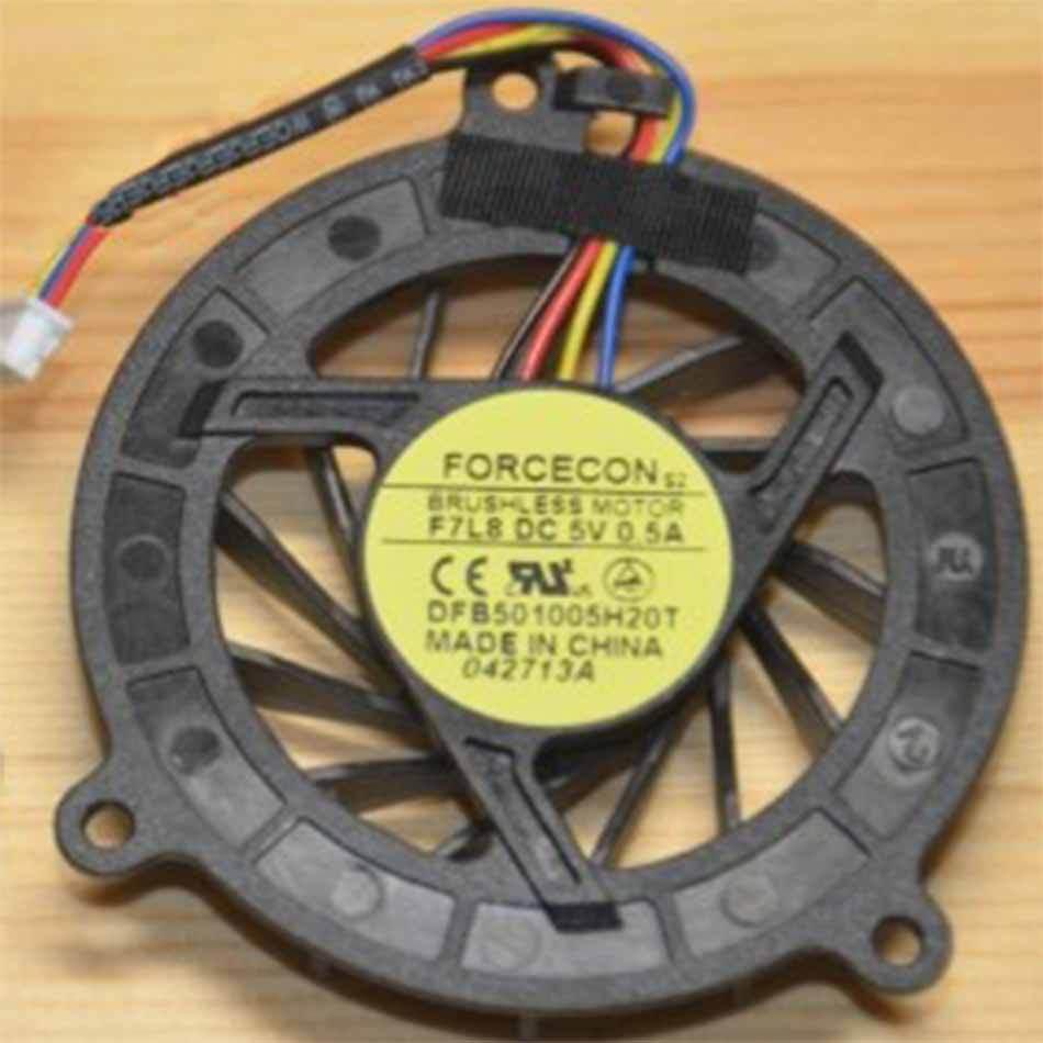 New Original Cpu Cooling Fan For ASUS A8S Z99D N80 N81 N81V F3J Z53J Z53U M51S DC Brushless Cooler Radiators Notebook Cooler Fan new original s m c d please wait a moment