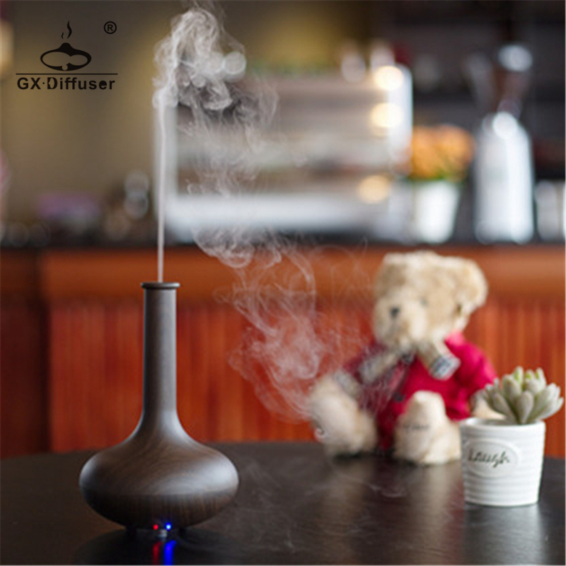 GX.Diffuser Hot Sale 12V Aroma Diffuser Ultrasonic Humidifier Mist Maker Air Humidifier Aromatherapy Essential Oil Diffuser Home hot sale humidifier aromatherapy essential oil 100 240v 100ml water capacity 20 30 square meters ultrasonic 12w 13 13 9 5cm