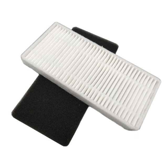 Hepa filter side brush Primary Filter for Ecovacs Deebot N79S N79 Eufy RoboVac 11 11C for CONGA EXCELLENCE 990 replacements