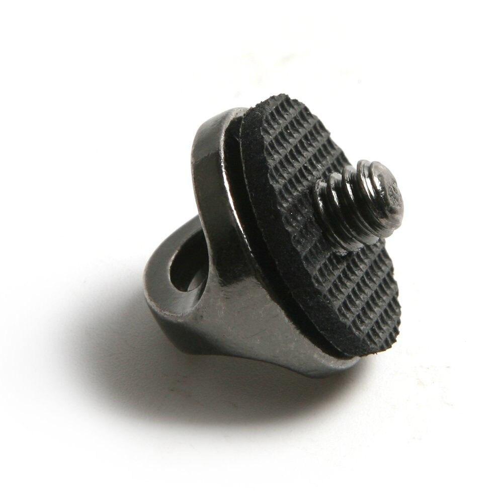5pcs Camera Shoulder Quick Strap 1/4 Screw Connecting Adapter for 750D 700D 80D 7D 50D A350 A550 A77 D7000 D5300 D3400