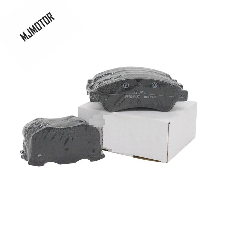 1pair kit Front Rear Brake pads set for Chinese DONGFENG DFM Fengshen S30 Auto car