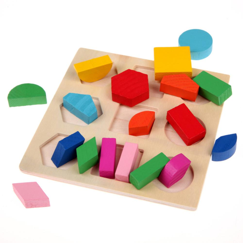 Aliexpress.com : Buy Baby Kids 3D Wooden Puzzle Toy ...