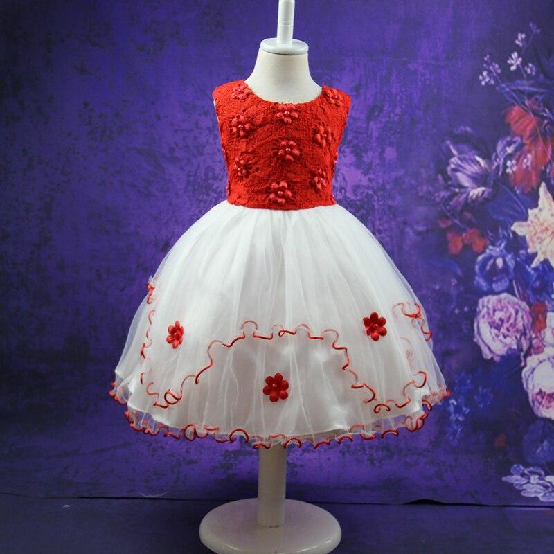 3-10Y Girls Wedding Party Dresses Flower Girl Princesa Children Mesh Rapunzel Dress Kids Gown Party Dress Costume For Kids Girl стоимость