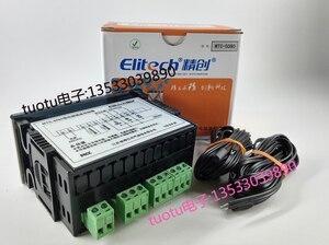 Controlador electrónico de temperatura de microordenador con descongelación por refrigeración MTC-5080 Elitech Jingchuang