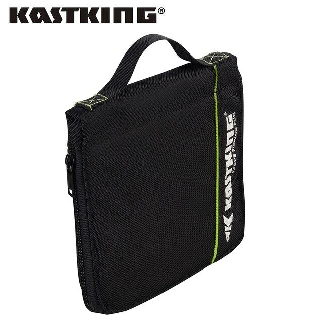 KastKing водостойкая рыболовная приманка сумка большая емкость рыболовная приманка упаковка Снасти Сумка с прочной молнией