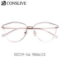 2019 New Optical Glasses Frames Women Girls Myopia Eyeglasses Korean Style Women Glasses Spectacles Frames 90064