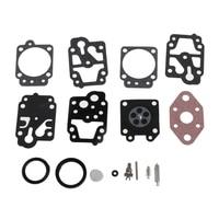 Carburetor Repair Kit Carb Rebuild Tool Gasket Set For Walbro K20-WYL WYL-240-1