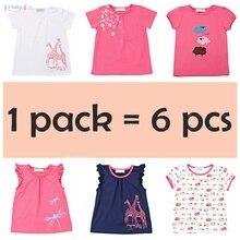 i-baby 1-6pcs/set Cotton Baby Rompers Infant Jumpsuits Newborn Boys Girls Roupas de bebe Clothes