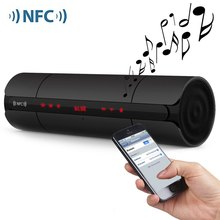 NFC KR8800 Portable Bluetooth Speaker Mini Wireless FM HIFI Stereo Loudspeakers Bass Sound Box Hand Free for IPIPhone Android