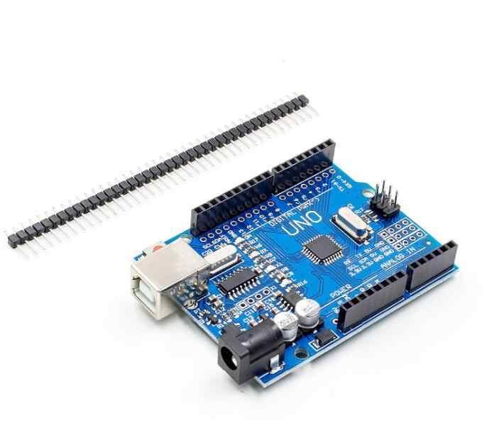 UNO R3 Mega328P CH340G פיתוח לוח Diy קיט